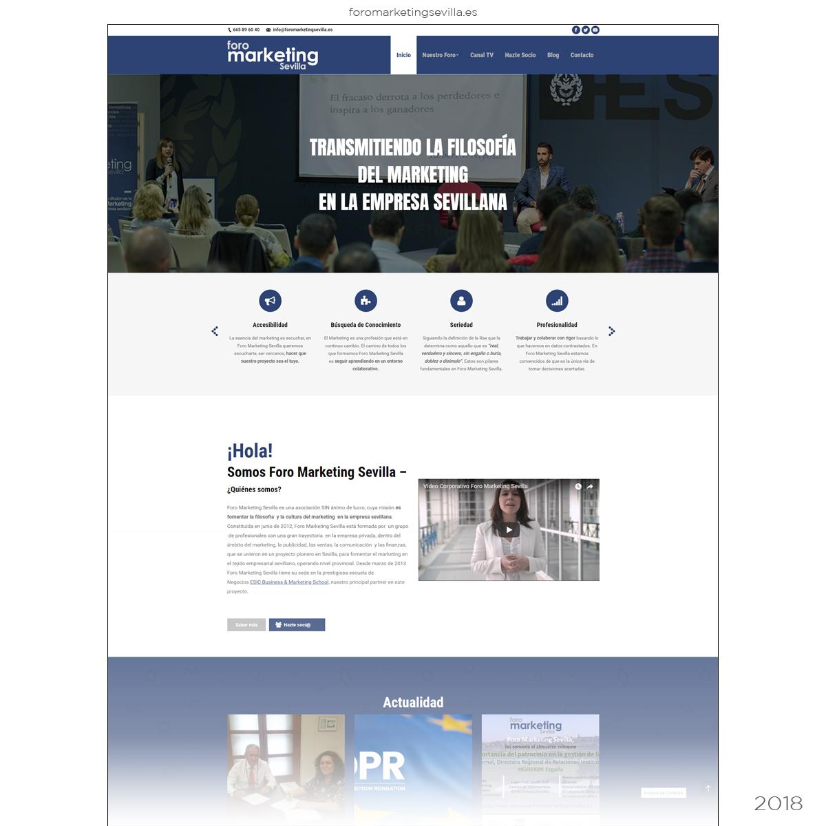 Web Foro Marketing